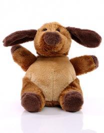MiniFeet® Plush Dog Gabriel