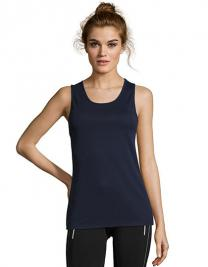 Womens Sports Tank Top Sporty
