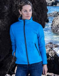 Women`s Padded Jacket C+